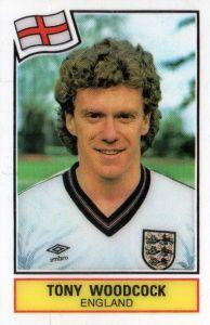 PANINI FOOTBALL SUPERSTARS 1984 ENGLAND-WATFORD-JOHN BARNES