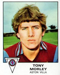 TRANSIMAGE FOOTBALL 79//80-#278-TOTTENHAM HOTSPUR-VILLA-ST JOHNSTONE-GORDON SMITH