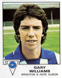 TRANSIMAGE FOOTBALL 79//80-#240-SOUTHAMPTON-HALIFAX TOWN-BURY-TERRY GENNOE